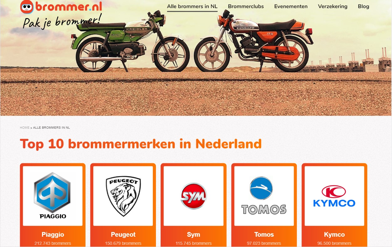 brommer nl